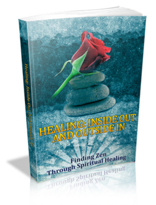 Product picture Healing Inside Out and Outside In